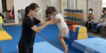 田中理恵さんもゲストコーチに!「田中体操クラブ」横浜市戸塚にニューオープン!